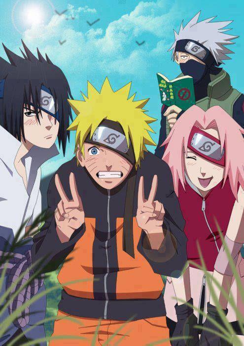 Naruto Shippuden Relleno
