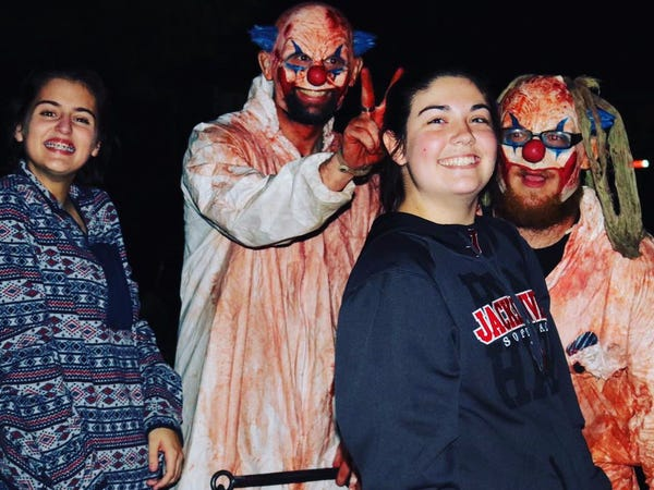 Scariest haunted house in Ohio